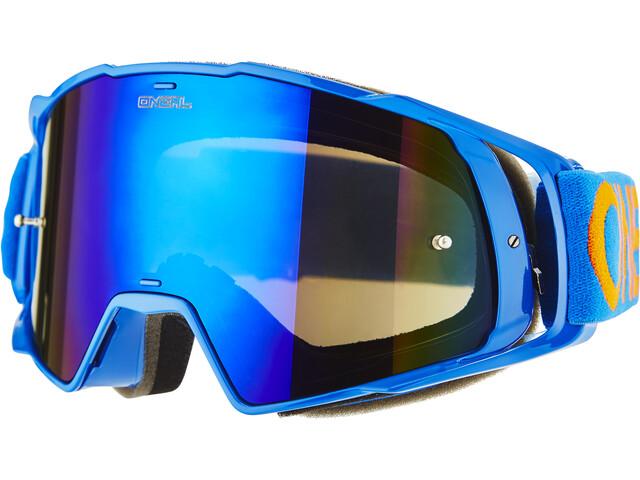 O'Neal B-20 Goggles flat blue/orange